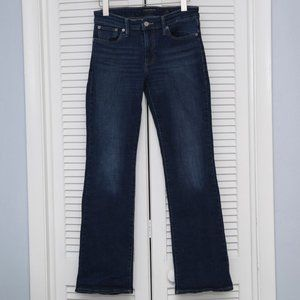 Lucky Brand Los Angeles Sweet Boot Jeans Size 6